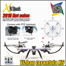 Yizhan Tarantula X6 Drone 4CH RC Quadcopter drone helicopter quadcopter RTF 2.4GHz 1080P FHD 720P HD Camera Optional
