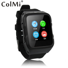 ColMi VS103 GPS WIFI Smart Watch Android 5.1 OS MTK6580M IPS Screen 512MB RAM 4G ROM Battery 450mhA Smartwatch(China (Mainland))