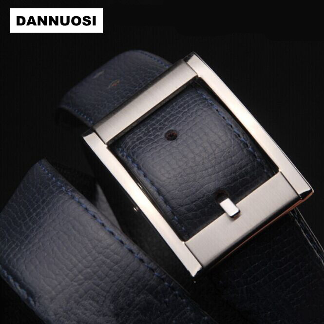 [DANNUOSI] brand 2016 new men's pin buckle belt leather belt casual dress upscale boutique wholesale jeans belt(China (Mainland))