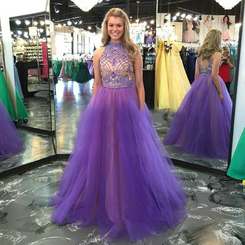 Cheap purple graduation dresses