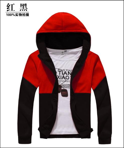 agasalho masculino 2015 spring summer men's casual sport coat thin brushed cardigan sweatshirt Blusa moleton college element(China (Mainland))
