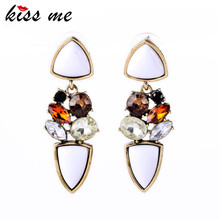 New Yorks Charming Statement Earrings Online Store Bobo Chic Bijouterie Factory Wholesale Drop Earrings(China (Mainland))