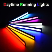 1Pcs Ultra Bright LED Daytime Running lights
