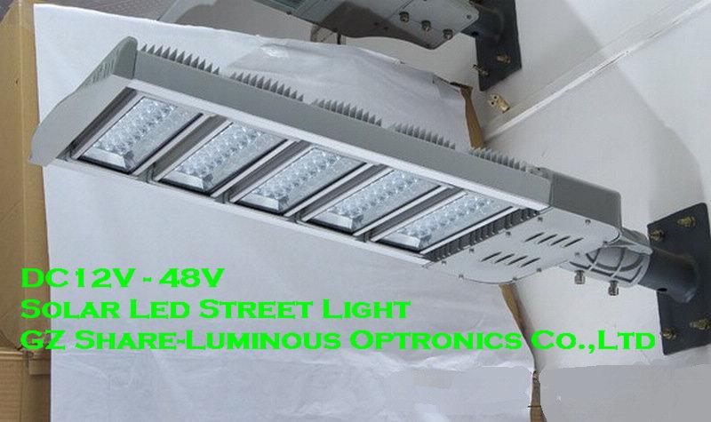 High quality outdoor edison cree 150w solar led street