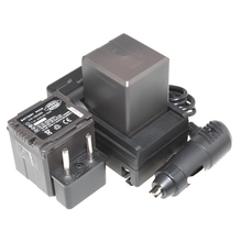 New Arrival 1Pcs VW VBG260 VW VBG260 VWVBG260 Rechargeable Camera Battery Car Charger Charger For Panasonic