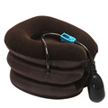 Air Cervical Neck Traction Soft Brace Device Support Back Shoulder Pain Relief Massager Relaxation Health Care