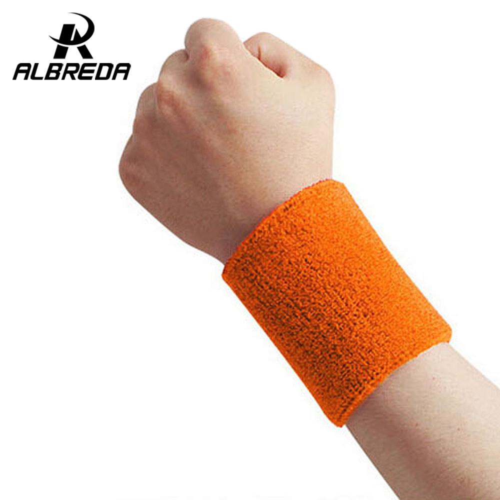15*7.5cm cotton elastic bandage hand sport wristband gym support wrist brace wrap fitness tennis polsini sweat band munhequeira(China (Mainland))