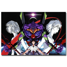 Neon genesis evangelion silk poster 13×20 24×36 Sexy anime girl Pictures for Room Decor 048