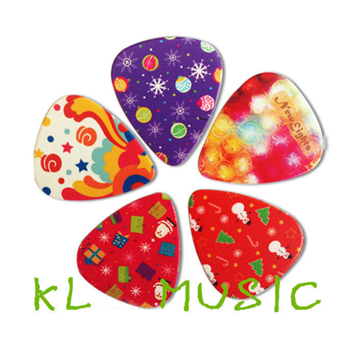 Multi-Color Printing Guitar Plectrum With Good Praise,Guitar Parts And Accessories(China (Mainland))