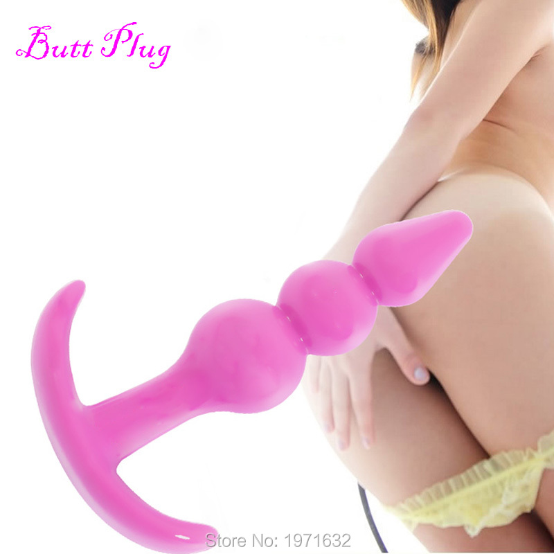 Anal Sex Toys Silcione Anal Toys Butt Plugs Anal Dildo Adult Products for Women and Men