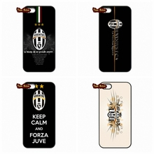 Juve juventus FC Football Champions Cover Case For Samsung Galaxy S2 S3 S4 S5 MINI S6 S7 Edge Plus iPhone 4 4S 5S 5 5C 6 6S Plus(China (Mainland))