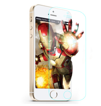 5 pcs lot 0 3mm Premium Tempered Glass For iphone 5s font b Screen b font