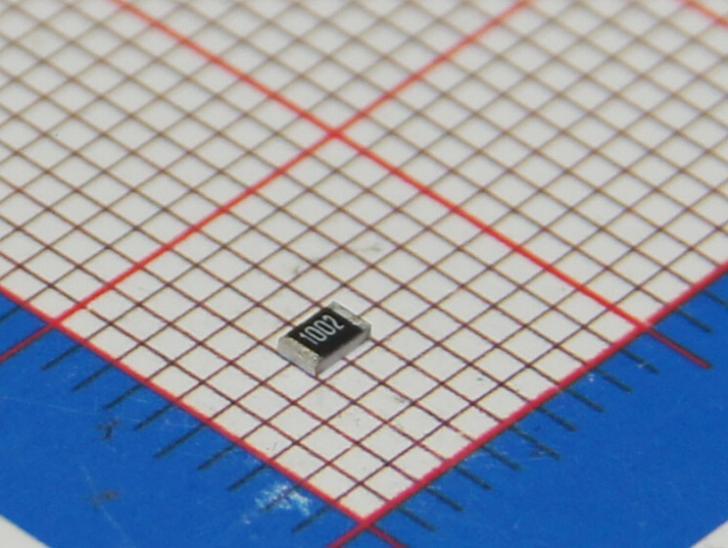 10Kohm 10K 0805 1% 1/8W Chip Fixed Resistor SMD Resistor 100pcs(China (Mainland))