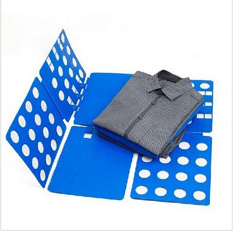 Clothes/Laundry/ Shirt Boards Magic Flip Fold Folder Organizer Fast Speed set for Adult Garment  95602(China (Mainland))