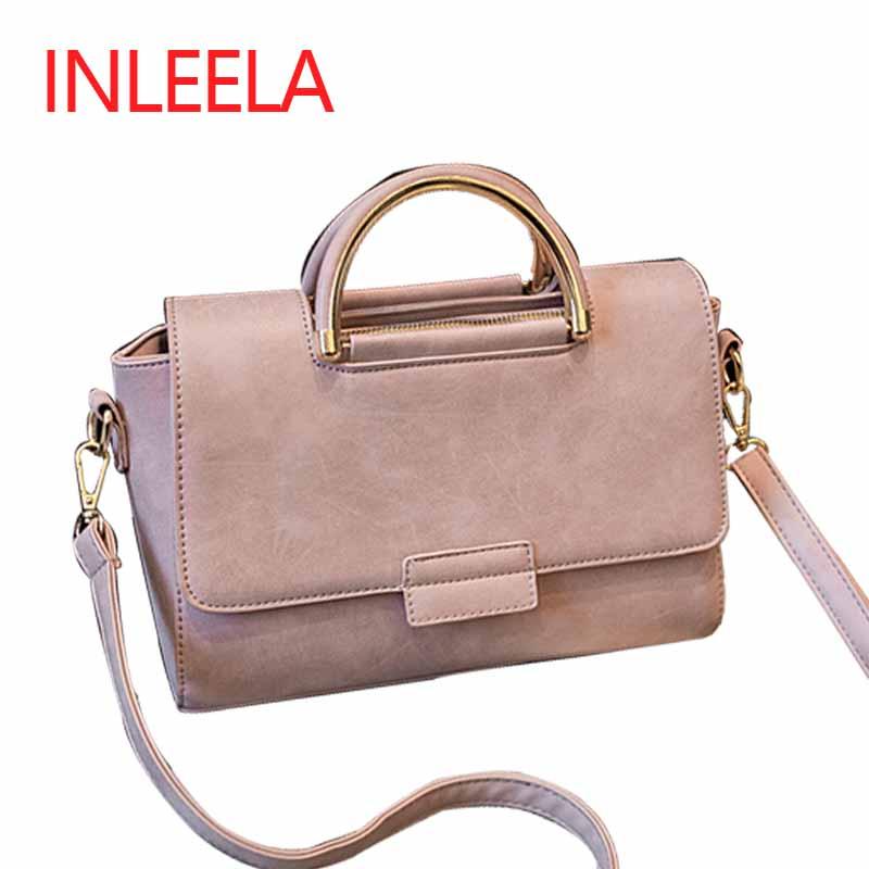 INLEELA 2016 New Arrive Women All-match Bag Fashion Nubuck Handbag High Quality Medium Shoulder Bag Winter Women Messenger Bag(China (Mainland))