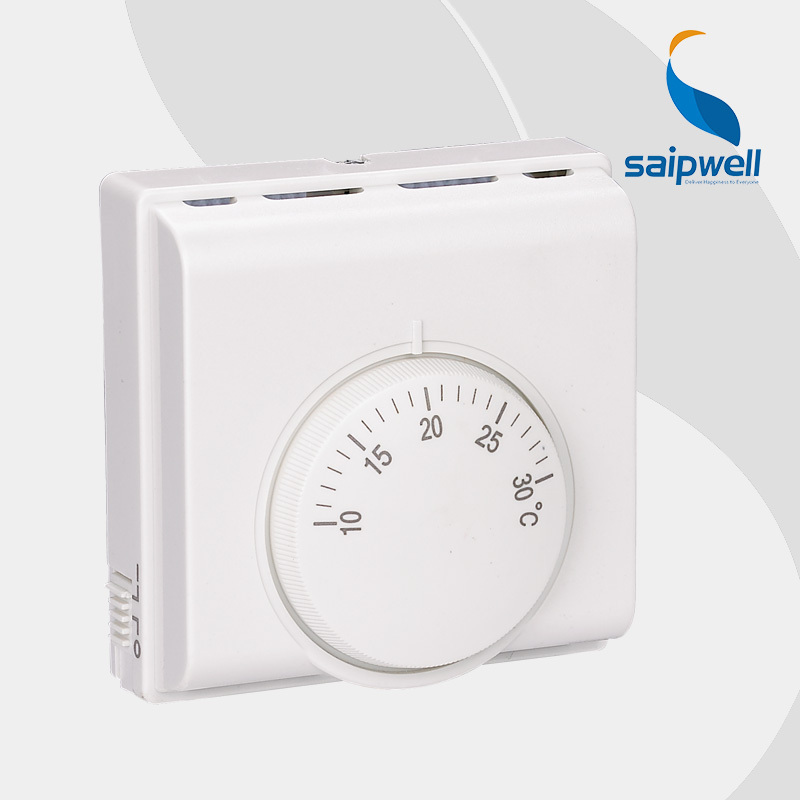 Floor Heating System Temperature Control regulator Saipwell SP-2000 central Air-condition house room Mechanical thermostat(China (Mainland))