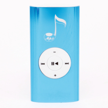 Portable Mini Clip MP3 Player Support 32GB Micro SD TF card with Voice Recorder Build in Speaker Bluetooth Audio Medio Players(China (Mainland))