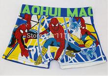 1pc Children cotton underwear boys underwear girls underwear cueca infantil cartoon boy boxers pant children briefs