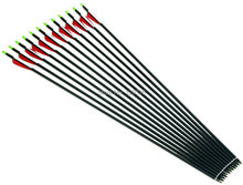 "Replaceable 30"" mix Carbon arrow,completed arrow 500 spine,Hunting & practice archery for compound/recurve bow,12pcs/lot(China (Mainland))"