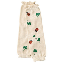 Cartoon Ladybug Baby Leg Warmers Baby Boys Girls Stockings Toddler knee-length Leg Warmer children socks cute knee baby cuff