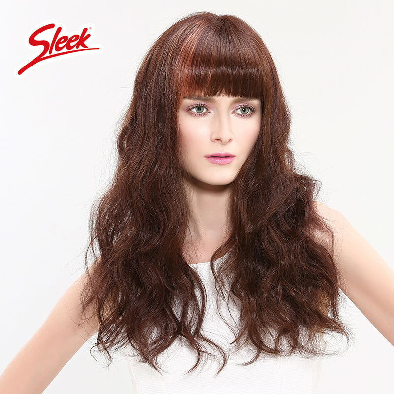 Sleek Lace Front Wigs Uk 19
