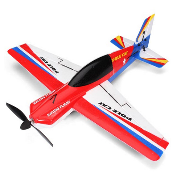 Upgraded Remote Control Plane toys Wltoys F939 2.4G 4CH RC Airplane BNF Without Transmitter MODE2(China (Mainland))