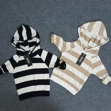 Toddler Hoodie 18m-4y Kids Nununu Cotton Long Sleeve Baby Boys Girls Hoody Winter Autumn Clothing Children Sweatshirts FA063(China (Mainland))