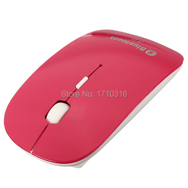 Slim Bluetooth 3 0 Wireless Mouse for Windows PC Laptop Android 3 1 Tablet New