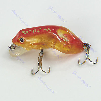 Buy m112 new bass floating frog topwater for Top water frogs bass fishing