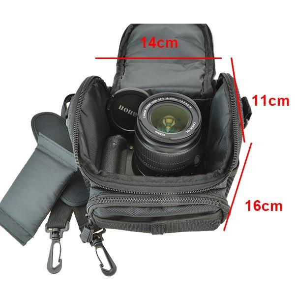 Camera Case Bag for Panasonic Lumix GF7 GF6 GF5 GF3 GF2 GX7 GX2 GX1 G6 G5