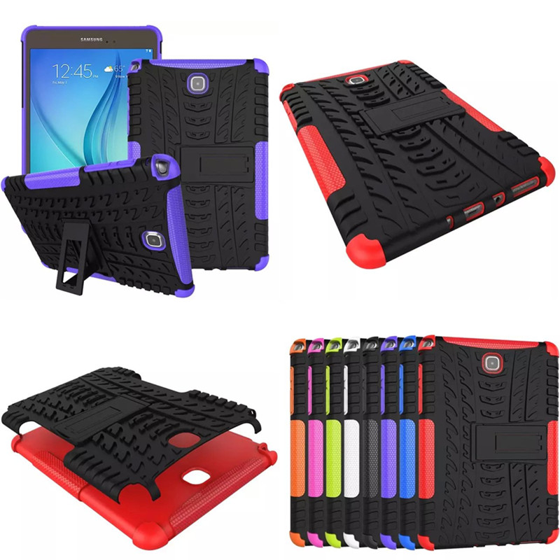 Wholesale HH-XW  Dazzle Impact Hybrid Armor Hard TPU+PC Back Case for Samsung Galaxy Tab A 8.0 inch T350 T351 T355 SM-T355 <br><br>Aliexpress