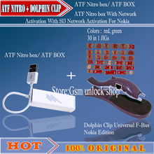 ATF Nitro + Dolphin Clip Universal F-Bus for Nokia Edition (30 in 1 JIGs)(China (Mainland))
