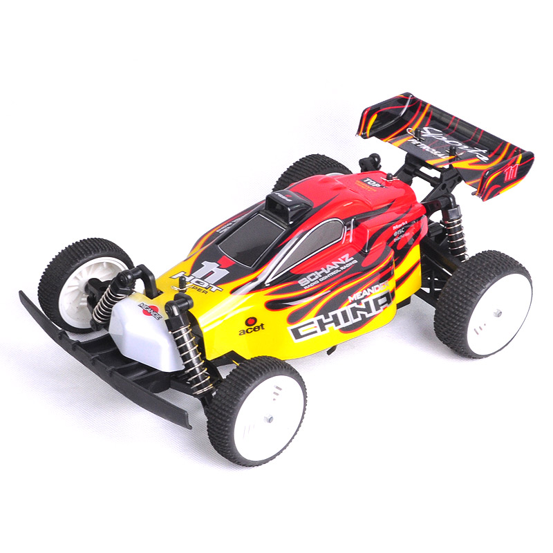 RC Car 2.4G Buggy RC High Speed Large Stuck Scale RC Car Model Electric Toy Beach Off-road Buggy(China (Mainland))