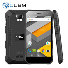"""New Arrival Nomu S10 5.0""""HD Quad Core 2GB RAM 16GB ROM MTK6737T Android 6.0 8.0MP 1280x720 5000mAh IP68 Waterproof Mobile Phone(China (Mainland))"""