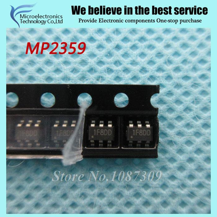 Гаджет  20pcs free shipping MP2359DJ-LF-Z MP2359DJ MP2359 Voltage Regulators - Switching Regulators 1A 24V 1.4MHz Non-sync Buck NEW None Электронные компоненты и материалы