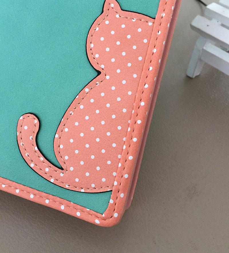 HTB1q7GkMpXXXXXAXpXXq6xXFXXXA - Fashion Small Wallet Women Short Luxury Brand Cute Female Purse PU Leather Cat Design Girls Lady Zipper Wallets Card Holder Bags