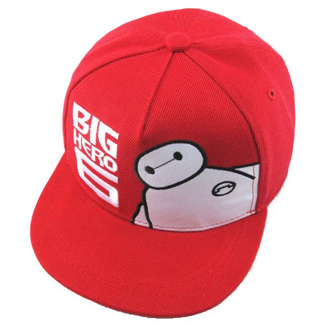 2016 новый детский мультфильм хип-хоп Snapback ребенок большой герой письмо шапка ...