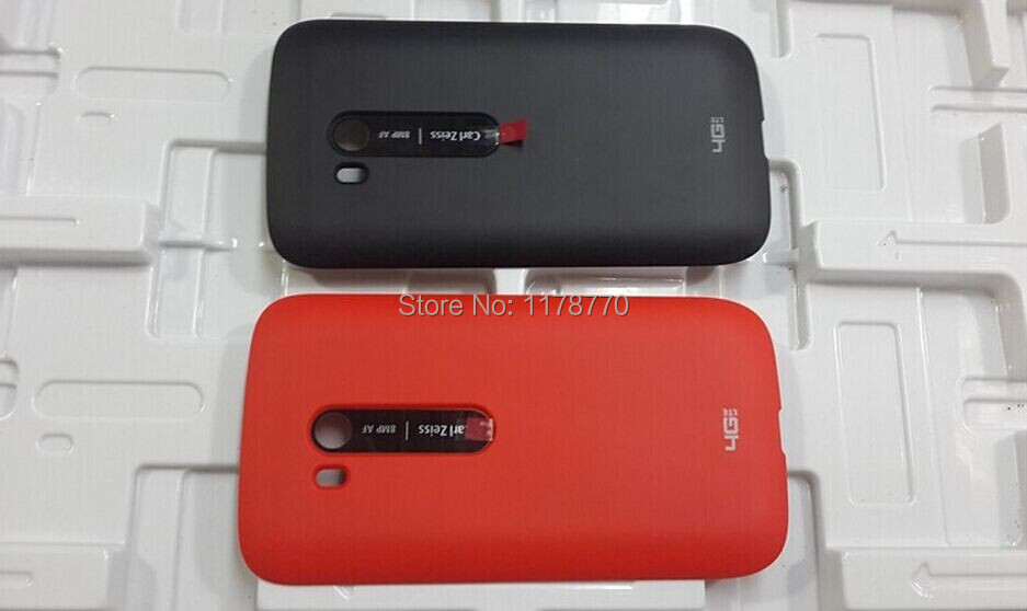 New original Battery back cover Wireless Charging back housing for Verizon Lumia 822 cell phone Red(China (Mainland))