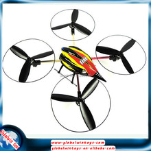 6046 6-axis rc gyro 2.4ghz 4.5ch quadricopter helicopter four shaft ufo toy three blades quadricopter