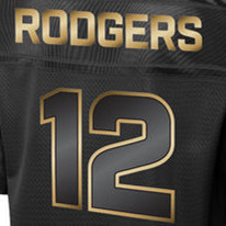 12 Aaron Rodgers 11 Larry Fitzgerald Andrew Luck Todd Gurley || Blake Bortles Darrelle Revis Steve Smith Sr Marcus Mariota gold(China (Mainland))