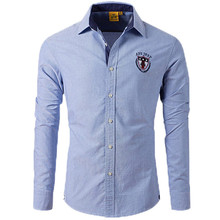 free shipping AFS JEEP brand long sleeve casual solid colors men shirt quality plus size M-XXXL shirts  79(China (Mainland))