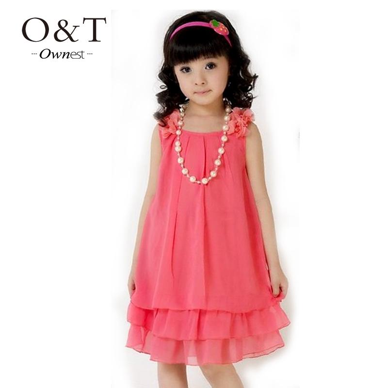 Платье для девочек Ownest