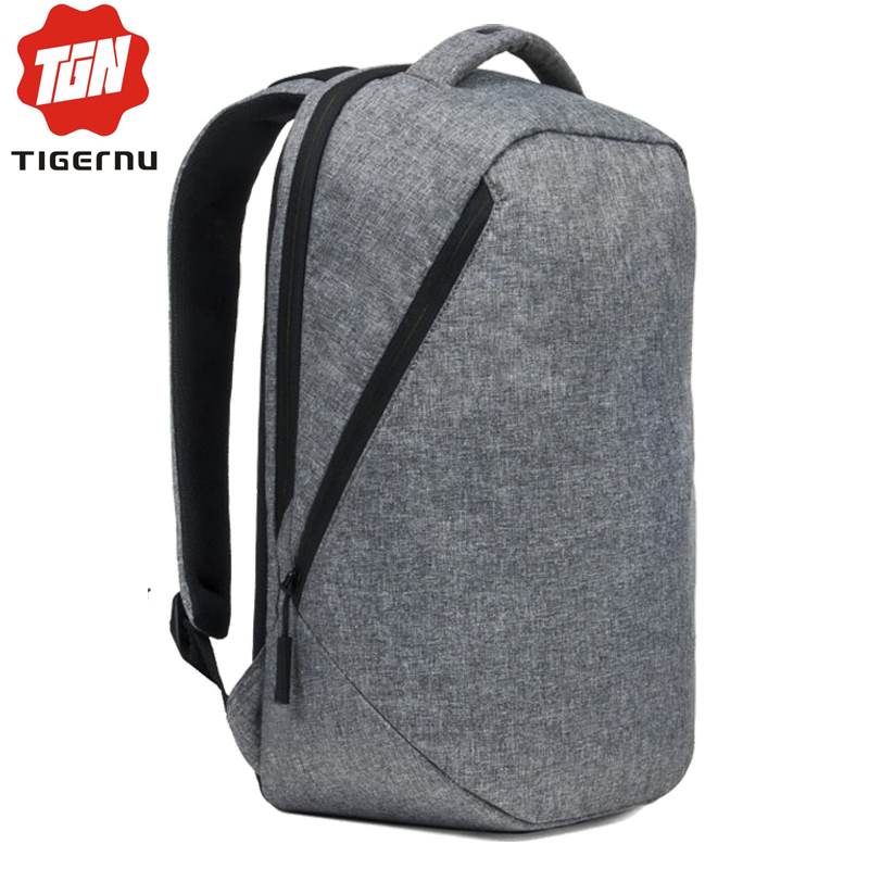 2016 New Fashion School Backpacks for Teenage Girls Boy High Quality College School Bag 12.1-15.4 inch laptop backpack(China (Mainland))