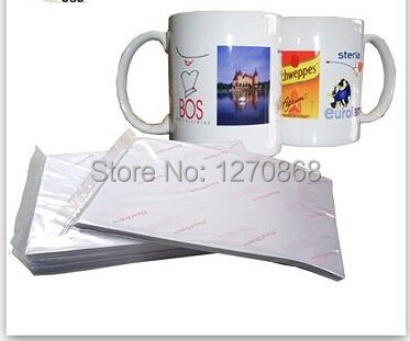 Best qualtiy A3 Sublimation transfer paper for polyester fabric 100 sheets one bag(China (Mainland))