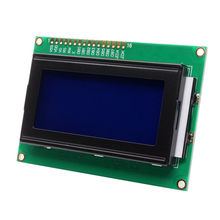 1604 16x4 1604 Character LCD Display Module with Blue Backlight Color(China (Mainland))