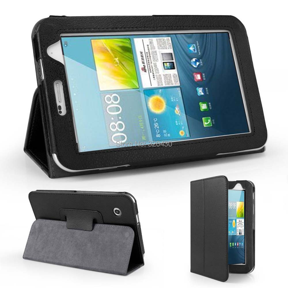 pcs/lot Folio PU Leather Case Cover Stand For Samsung Galaxy Tab 2 7.0 smart case WiFi 3G gt-P3100 gt-P3110 book case(China (Mainland))