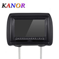 KANOR 2 9inch HD Digital Car Headrest DVD Player 32Bit Game USB SD IR FM transmitter