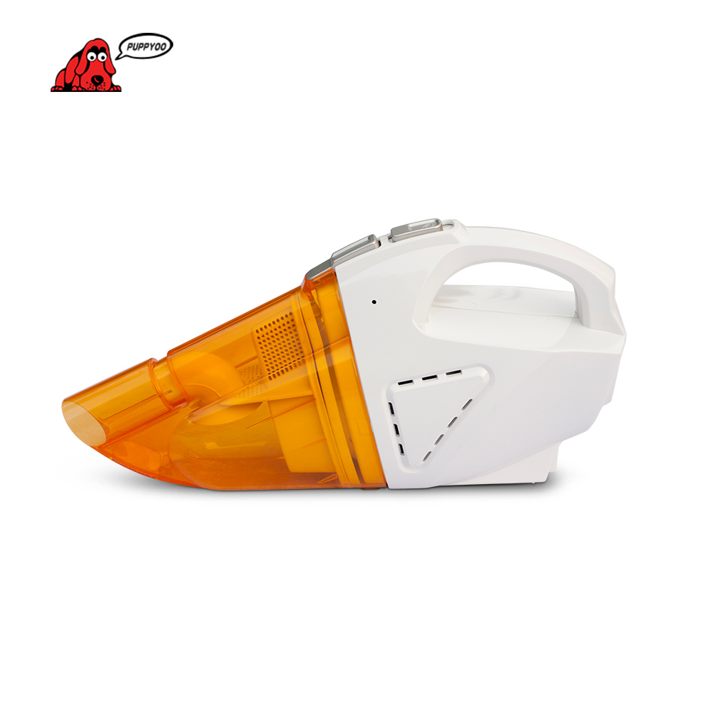 PUPPYOO Hot Sell Mini Vacuum Cleaner Car Wet & Dry Dust Collector Dust Catcher Portable&Handheld Aspirator D-703()