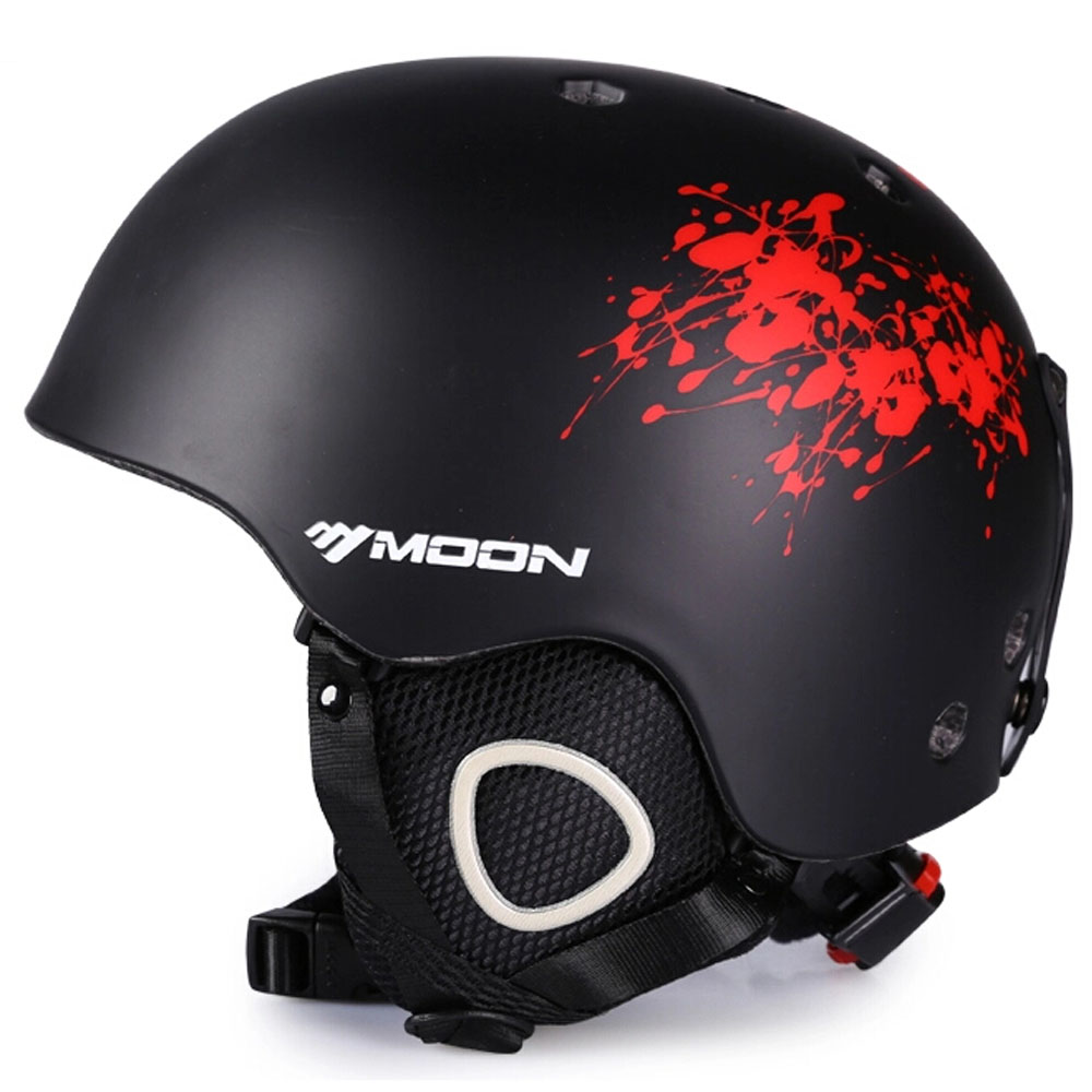 New brand Ski helmet Ultralight and Integrally-molded professional Snowboard men helmet Skating/Skateboard helmet L-SZWR-09(China (Mainland))