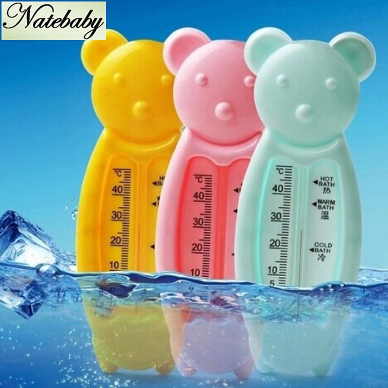 Cartoon Water Meter Baby Bath Thermometer Neonatal Indoor Thermometer NA0075(China (Mainland))